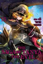 Saga of Tanya the Evil, Vol. 13 (manga)