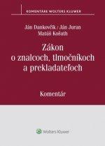 Zákon o znalcoch, tlmočníkoch a prekladateľoch