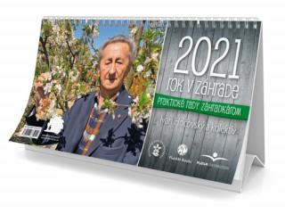 Rok v záhrade 2021