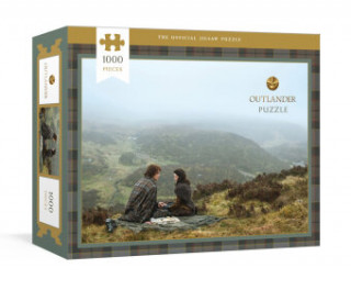 Outlander Puzzle: Officially Licensed 1000-Piece Jigsaw Puzzle: Jigsaw Puzzles for Adults