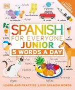 Spanish for Everyone Junior: 5 Words a Day
