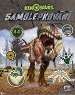 Samolepkování Dinosauři