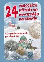 24 vánočních příběhů do adventního kalendáře