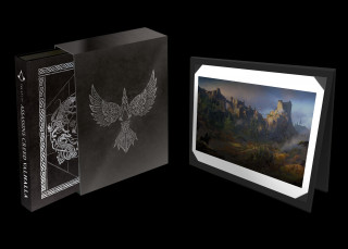Art Of Assassin's Creed: Valhalla Deluxe Edition