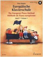 EUROPEAN PIANO METHOD BAND 1