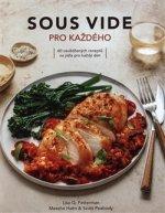 Sous vide pro každého - 60 jednoduchých receptů pro pefektně připravená jídla