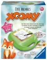 Ravensburger Xoomy Midi Cute Animals 18124 - Geschichten und süße Tiere zeichnen lernen