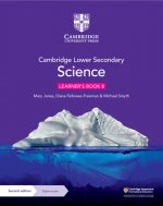 Cambridge Lower Secondary Science Learner's Book 8 with Digital Access (1 Year)