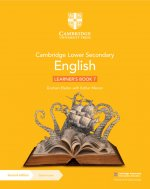 Cambridge Lower Secondary English Learner's Book 7 with Digital Access (1 Year)