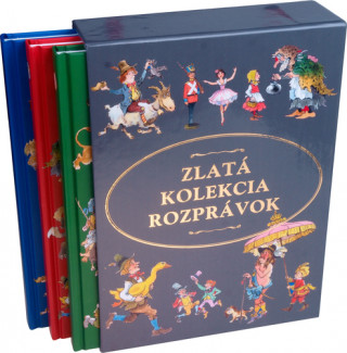 Zlatá kolekcia rozprávok BOX
