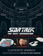 Illustriertes Handbuch: Die U.S.S. Enterprise NCC-1701-D / Captain Picards Schiff aus Star Trek: The Next Generation