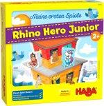 Meine ersten Spiele - Rhino Hero Junior