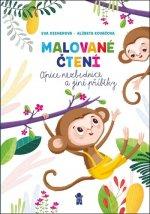 Malované čtení Opice nezbednice a jiné příběhy
