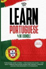 Learn Portuguese - 4 in 1 Bundle