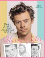Harry Styles Dots Lines Spirals Coloring Book