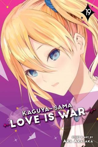 Kaguya-sama: Love Is War, Vol. 19