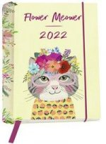Flower Meower 2022 - Buchkalender