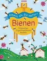 Kennst du die Natur? - Bienen. Das Aktiv- und Wissensbuch für Kinder ab 7 Jahren