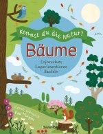 Kennst du die Natur? - Bäume. Das Aktiv- und Wissensbuch für Kinder ab 7 Jahren