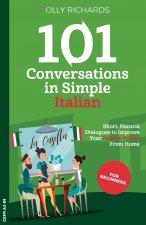 101 Conversations in Simple Italian