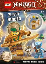 LEGO NINJAGO Zlatý nindža