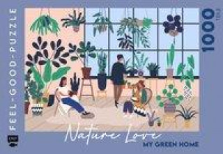Feel-good-Puzzle 1000 Teile - NATURE LOVE: My green home