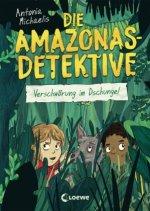 Die Amazonas-Detektive (Band 1) - Verschwörung im Dschungel