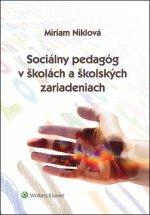 Sociálny pedagóg v školách a školských zariadeniach