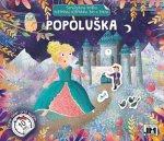 Samolepková knižka Popoluška