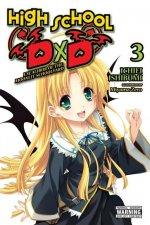 High School DxD, Vol. 3 (light novel)