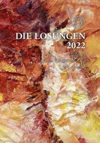 Die Losungen 2022 für Deutschland - Geschenkausgabe, Großdruck