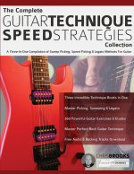 Complete Guitar Technique Speed Strategies Collection