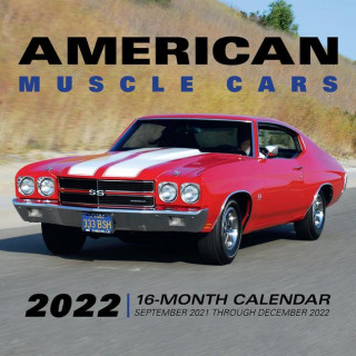 American Muscle Cars 2022