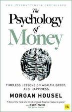 The Psychology of Money - hardback edition