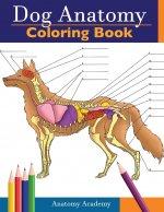 Dog Anatomy Coloring Book