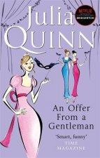 Bridgerton: An Offer From A Gentleman (Bridgertons Book 3)