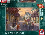 Disney, The Aristocats Puzzle 1.000 Teile