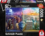 New York, Night and Day Puzzle 1.000 Teile