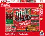 Coca Cola Puzzle 1000 Teile. Motiv Klassiker