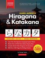 Learn Japanese for Beginners - The Hiragana and Katakana Workbook