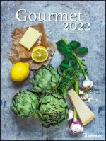 Gourmet 2022 - Foto-Kalender - 48x64