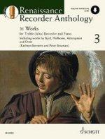 Renaissance Recorder Anthology 3