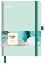 PASTEL MINT LARGE COOL DIARY 2022
