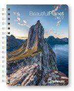 BEAUTIFUL PLANET DELUXE DIARY 2022