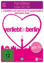 Verliebt in Berlin Box 13 - Folgen 361-364 - plus 2 Spielfilme mit alternativem Ende