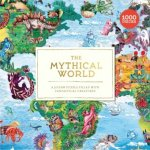 The the Mythical World 1000 Piece Puzzle: A Jigsaw Puzzle Filled with Fantastical Creatures