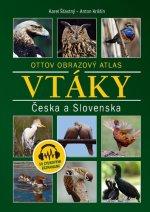 Vtáky Česka a Slovenska