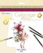 Carnet de coloriage collector - GY065O