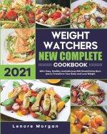Weight Watchers New Complete Cookbook 2021