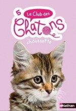Le club des chatons - numéro 5 Chaussette
